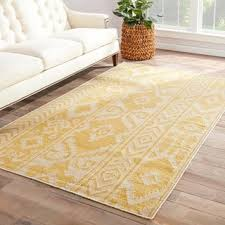 yellow ikat rugs u0026 area rugs for less overstock com