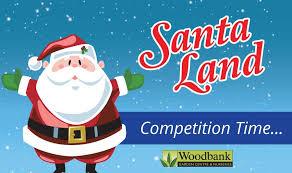 santa land competition woodbank nurseries