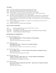 Hr Generalist Resume Samples by Dr Koslow U0027s Cv Doc