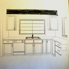 mesmerizing standard kitchen window size about home design