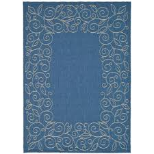 12 X 12 Outdoor Rug by Striped Outdoor Rugs Rugs The Home Depot