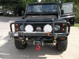 old land rover defender for sale 1994 land rover defender 90 2 door hardtop navistar turbo diesel