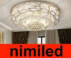 Ceiling Lights Cheap by Nimi572 Modern Luxury Crystal Light Led Ceiling Round Living Room