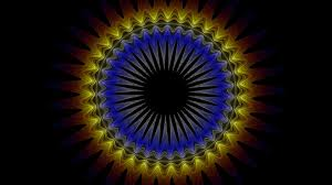 Optical Illusion Wallpapers Optic Illusion Rainbow Optical Illusions Attractor 1920x1080