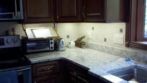 Installation Kitchen Cabinets Impressive Undercabinet Kitchen Lighting Pertaining To House