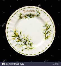 Flowers Of The Month Vintage Royal Albert Porcelain