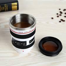 office coffee mugs wholesale 13 5 oz stainless steel mug camera lens 6th generation