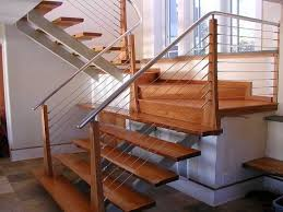 Interior Banister Railings Interior Railings Modern Modern Cable Railing Interior Rails Home
