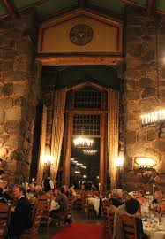 Scenes From Chefs Holidays  At The Ahwahnee Food Gal - The ahwahnee dining room