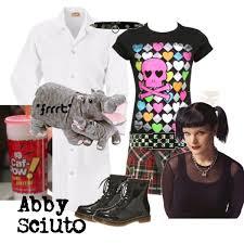 Abby Sciuto Halloween Costume Abby Sciuto Style Polyvore Abby U0027s Closet Ncis