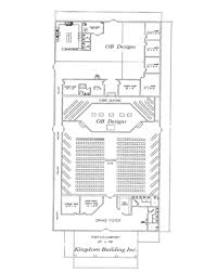 church floor plans free kingdom building inc commercial images and floor plans