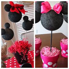 Centerpieces For Minnie Mouse Party by 67 Best Minnie Mouse Party Images On Pinterest Minnie Mouse