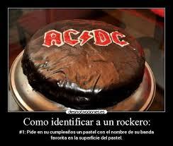 imagenes feliz cumpleaños rockero como identificar a un rockero desmotivaciones