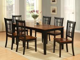 High Top Kitchen Table  Chairs Round Kitchen Table  Chairs - Round kitchen table sets for 6