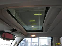 2006 jeep commander standard commander model sunroof photo