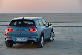 Mini Clubman Towing Capacity The New Mini Clubman All4