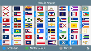 State Flag Of Georgia All My Us State Flag Redesigns In A Picture Vexillology
