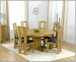 Circular Glass Dining Table And Chairs 6 Round Dining Table U2013 Zagons Co