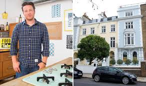Jamie Oliver Kitchen Design Jamie Oliver Puts Primrose Hill Mansion On The Market For Massive