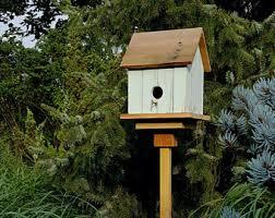 folk art birdhouse etsy