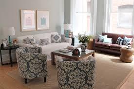 hanover avenue designs a blue u0026 white living room hanover avenue