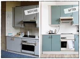 repeindre sa cuisine en blanc ides de repeindre sa cuisine avant apres galerie dimages