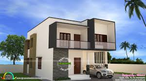 1100 Sq Ft House Simple Modern House By Vishnu S Kerala Home Design Bloglovin U0027