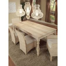 dining room contemporary white dining room table distressed