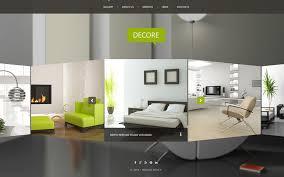 Interior Design  Furniture Website Templates - Home gallery design furniture