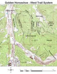 Colorado Topo Maps by Oric Colorado Summit County Region Winter Trails Index Page