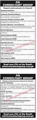cg consultant group jobs 2017 in karachi u0026 gwadar latest advertisement