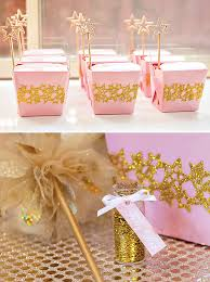 pink and gold party supplies pink glittery gold disco fairy party hostess with the mostess