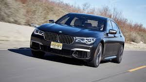 bmw 740m bmw m760li xdrive v12 2017 review by car magazine