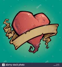 tattoo heart design stock vector art u0026 illustration vector image