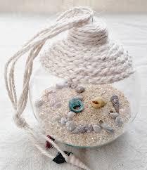 in a glass coastal ornament easy craft tutorial