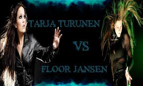 tarja turunen vs floor jansen youtube