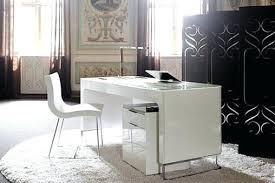 modern white office desk u2013 adammayfield co