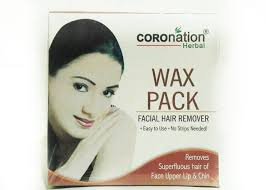 coronation herbal wax pack hair removal cream price in