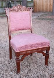 eastlake chair makeover beckwith s treasures i decided to give the caption s chair a little makeover knowing that a true