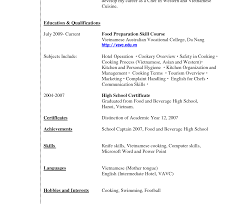 resume template high school resume sle no worklate experience singular freelates students