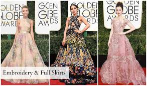 upcoming trends 2017 best of the 2017 golden globes kansas city fashion week