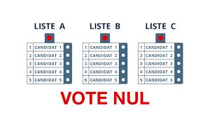 assesseur bureau de vote comment voter elections locales