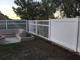 White Backyard Fence - highest quality fences in murrieta and temecula 3t fence