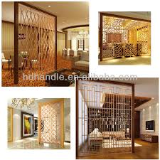 Wrought Iron Room Divider by Decorative Modern Design Metal Folding Screen Room Divider Buy