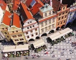 Prague Map Europe by Dentons Prague