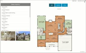 Saussy Burbank Floor Plans Rendering House New Home Visualization