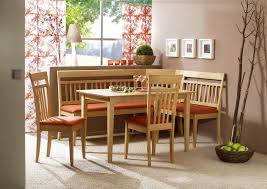 Kitchen Nook Sets Piece Dining Set With Table Bench And  Chairs - Kitchen table nook dining set