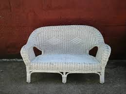 outdoor furniture wicker loveseat modrox com