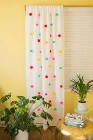 Curtains With Pom Poms Decor Image Result For Wall Decoration Pom Pom Diy Pinterest Wall