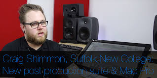 craig home theater system craig shimmon talks about the new post production suite u0026 mac pro